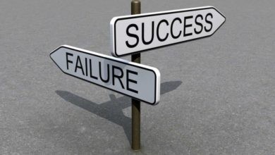 Photo of Five Reasons Why People May Fail
