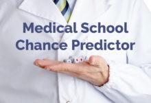 Photo of Medical School Chance Predictor