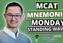 MCAT Mnemonic: Standing Waves
