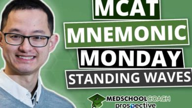 Photo of MCAT Mnemonics: Standing Waves