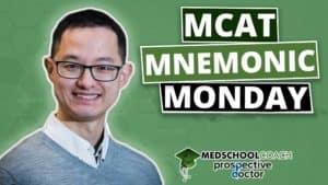 MCAT Mneumonics