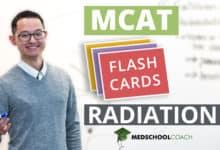 Photo of MCAT Flashcards: Radiation