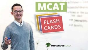 MCAT Flashcards