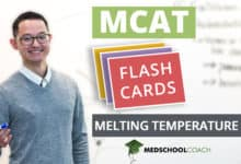 Photo of MCAT Flashcards: Melting Temperature