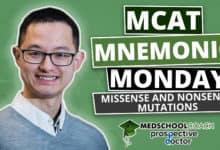 Photo of MCAT Mnemonics: Missense and Nonsense Mutations