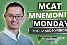 Photo of MCAT Mnemonics: Myopia and Hyperopia