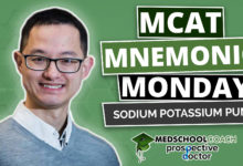 Photo of MCAT Mnemonics: Sodium Potassium Pump