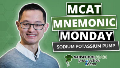 Photo of MCAT Mnemonics: Sodium Potassium Pump
