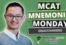 Photo of MCAT Mnemonics: Disaccharides