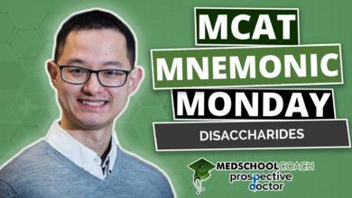 Photo of MCAT Mnemonics: Disaccharides