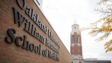 Photo of Oakland University William Beaumont School of Medicine Secondary Questions