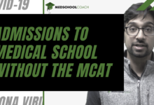 Admissions to Medical School Without the MCAT