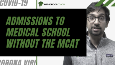 Photo of Admissions to Medical School Without the MCAT