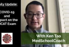 COVID-19 and Impact on the MCAT Exam