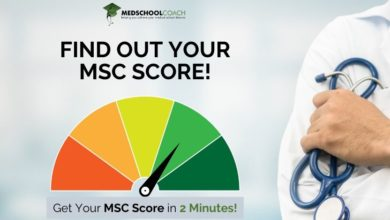 Photo of Find Your MSC Score