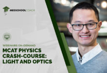 Photo of MCAT Physics Crash-course: Light and Optics