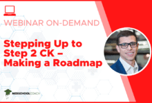 Photo of Stepping Up to Step 2 CK – Making a Roadmap