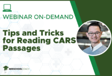 Photo of Tips and Tricks for Reading CARS Passages