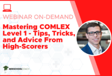 Photo of Mastering COMLEX Level 1 – Tips, Tricks, and Advice From High-Scorers