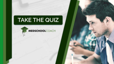 Take the Medical School Admissions Quiz