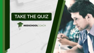 Photo of Med School Admissions Quiz