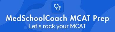 MCAT Prep mobile app