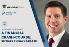 Photo of A Crash-Course in Paying for Medical School: 10 Ways You Could Save $10,000