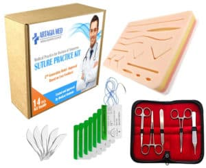 Suture Practice Kit by Artagia