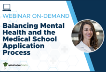 Photo of Balancing Mental Health and the Medical School Application Process