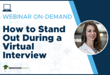 Photo of How to Stand Out During a Virtual Interview