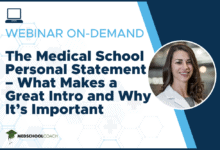 Photo of The Medical School Personal Statement – What Makes a Great Intro and Why It's Important