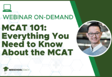 Photo of MCAT 101: Everything You Need to Know About the MCAT