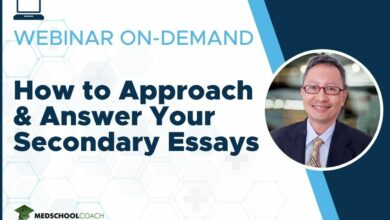 Photo of How to Approach and Answer Your Secondary Essays