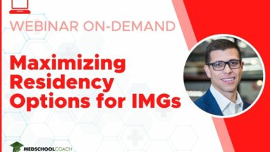 Photo of Maximizing Clinical Rotations for IMGs